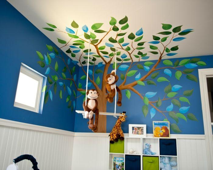 Wände Kinderzimmer Bemerkenswert On Andere Auf Die Besten 25 Wand Ideen Pinterest 5