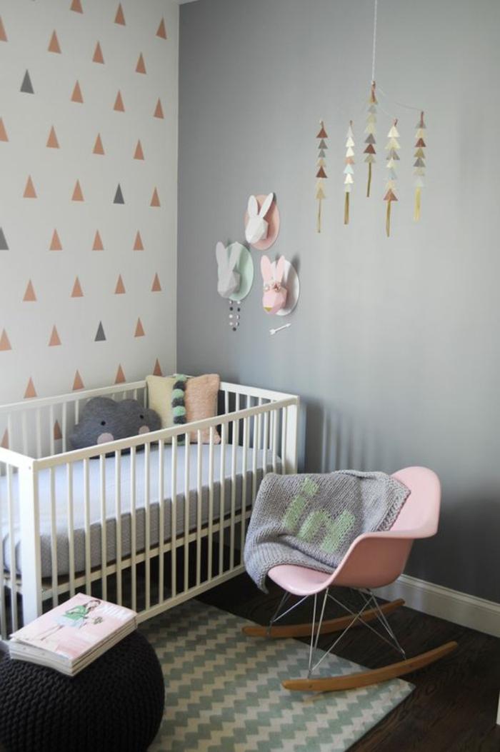 Wände Kinderzimmer Einzigartig On Andere überall 1001 Ideen Für Babyzimmer Mädchen 4