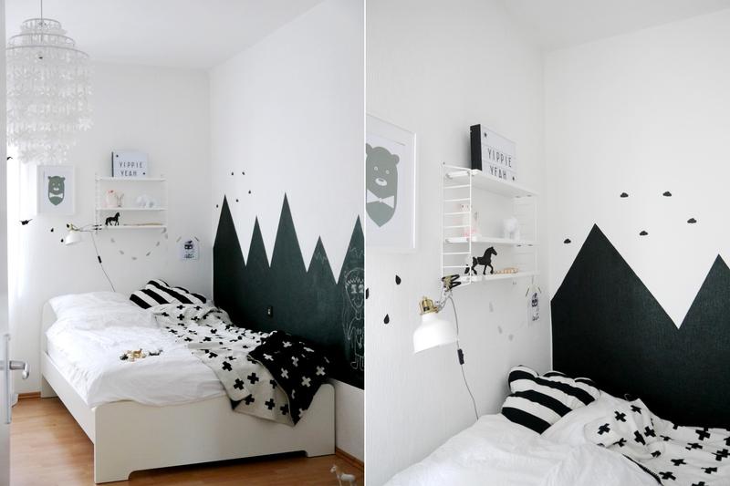 Wände Kinderzimmer Schön On Andere Beabsichtigt FARBFREUDE TAFELBERGE IM KINDERZIMMER Kolorat 3