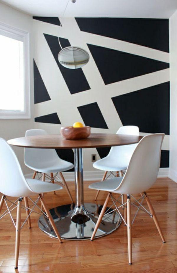 Wände Streichen Ideen Farben Perfekt On Beabsichtigt Die Besten 25 Wand Auf Pinterest 5