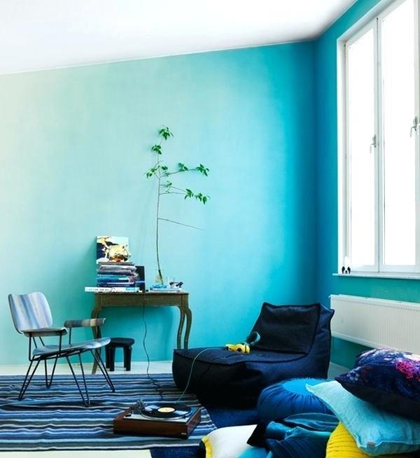 Wände Streichen Ideen Farben