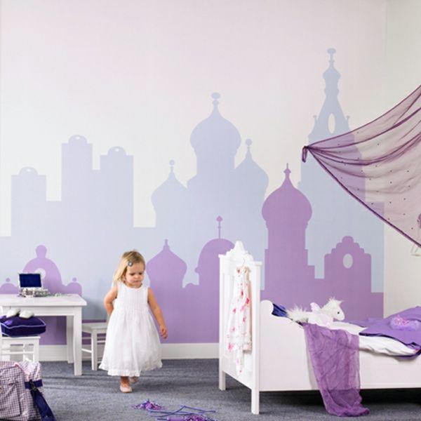 Wände Streichen Mädchen Stilvoll On Andere Auf 65 Besten Bilder Pinterest Tapeten 1