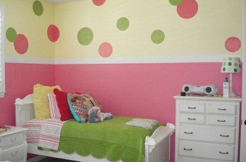 Wände Streichen Mädchen Unglaublich On Andere Für Verstärkung Mit Kinderzimmer 3