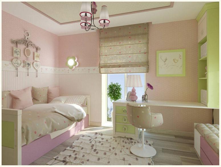 Wände Streichen Mädchen Unglaublich On Andere In Kinderzimmer Sehr Gute Ideen Gestaltung 7