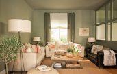 Wandfarbe Kleines Wohnzimmer