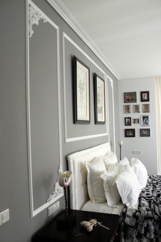 Wandfarben Gestaltung Grau Einzigartig On Andere Auf Schönes Wohndesign Schlafzimmer Ideen 5