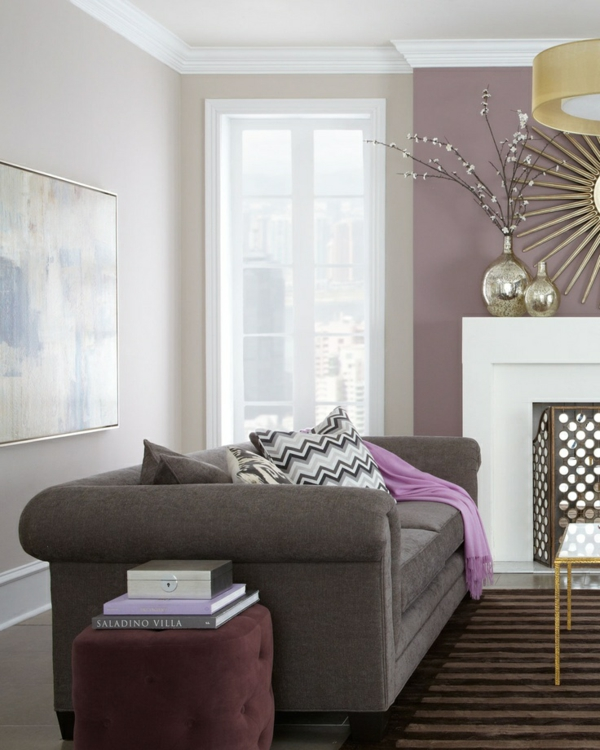 Wandfarben Gestaltung Grau Einzigartig On Andere Und Wandfarbe 29 Ideen Für Die Perfekte Hintergrundfarbe In 9