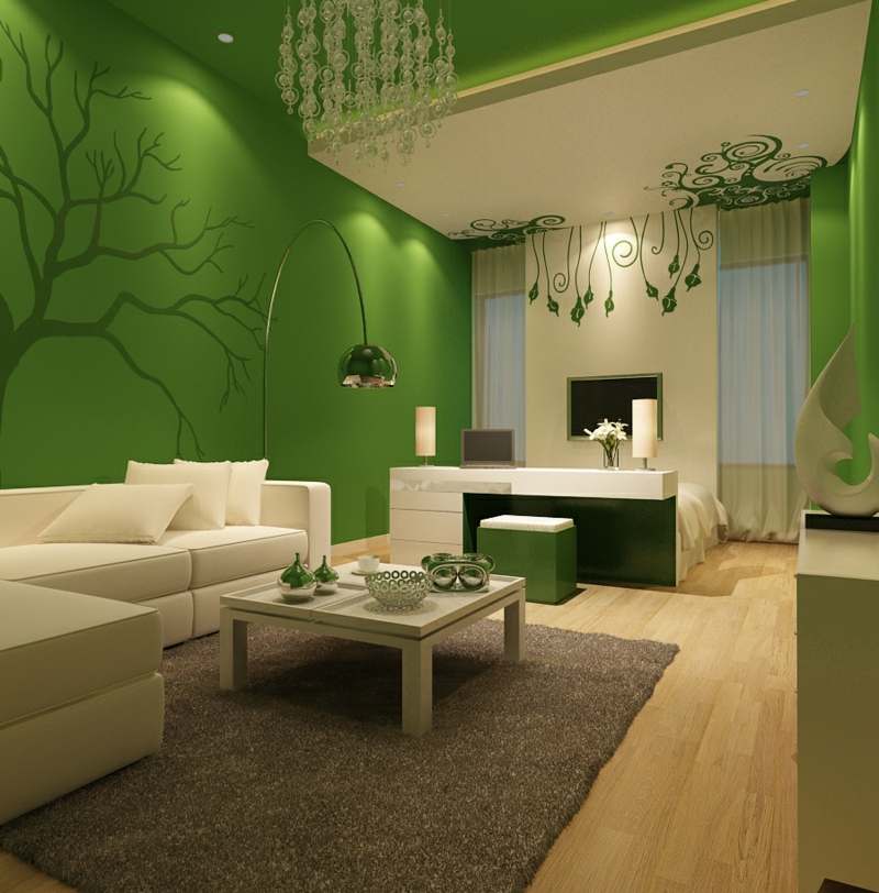 Wandfarben Ideen Wohnzimmer Fein On Innerhalb Farben Für 55 Tolle Farbgestaltung 2