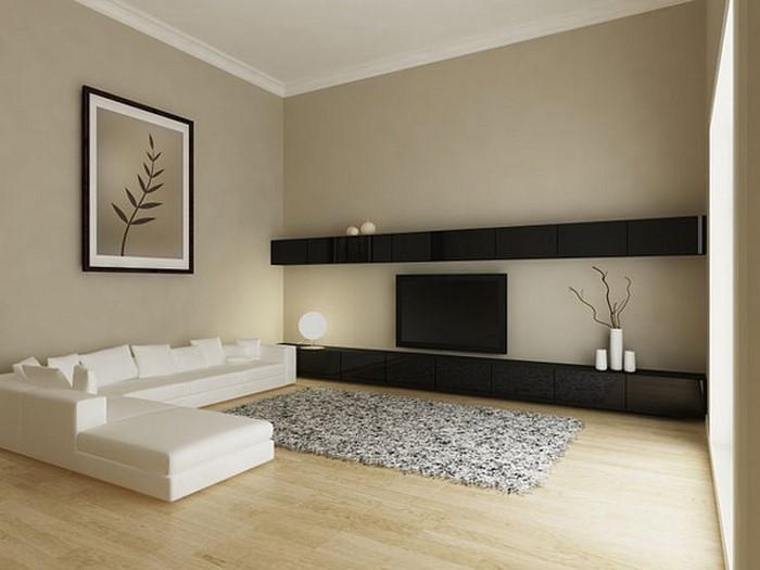 Wandfarben Wohnzimmer Fein On Auf Farbe Für Ideen F C3 BCrs Eine Verbl 3