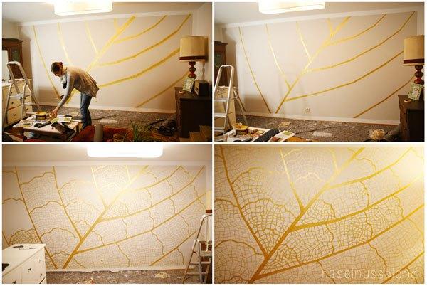 Wandfarben Wohnzimmer Gold Großartig On In Bezug Auf Die Besten Und 4