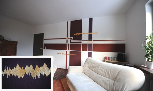 Wandgestalten Mit Farbe