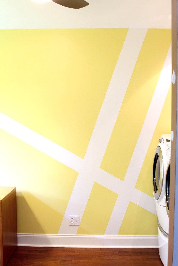 Wandgestalten Mit Farbe Glänzend On Andere Und Wandgestaltung Ideen Design 6