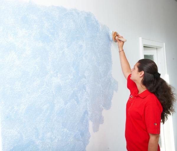 Wandgestaltung Farbe Exquisit On Andere Beabsichtigt Raumwirkungen Entscheidend Verändern Dank Professioneller 9