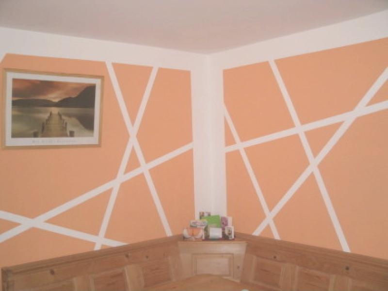 Wandgestaltung Farbe Wunderbar On Andere Beabsichtigt Entscape Com 4