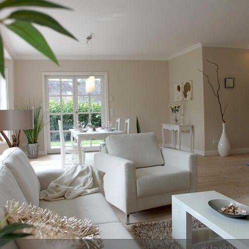 Wandgestaltung Landhausstil Wohnzimmer Imposing On Auf Tapeten Im Youtube Wohnideen 6