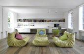 Wandgestaltung Modernes Wohnen