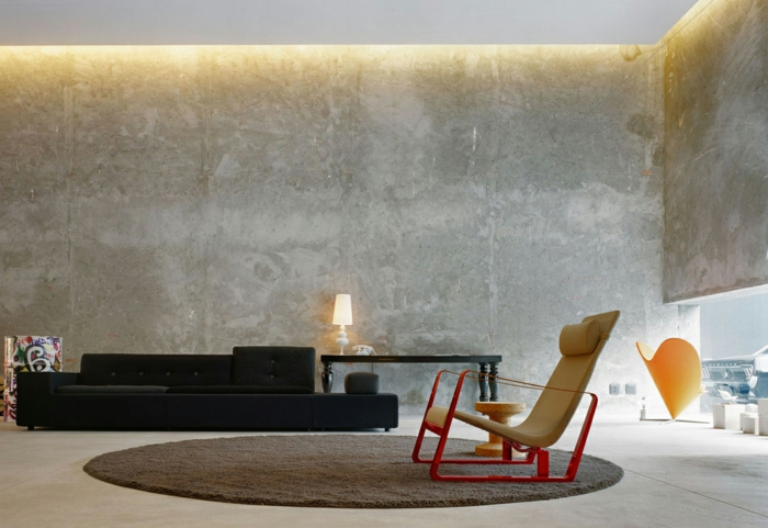 Wandgestaltung Unglaublich On Andere In 70 Ideen Für Beispiele Wie Sie Den Raum Aufwerten 2