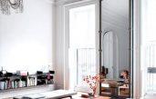 Wandgestaltung Wohnzimmer Altbau