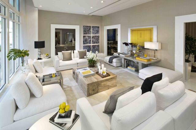 Wandgestaltung Wohnzimmer Weiße Möbel Imposing On Innerhalb Farbideen Fürs Wände Grau Streichen 7