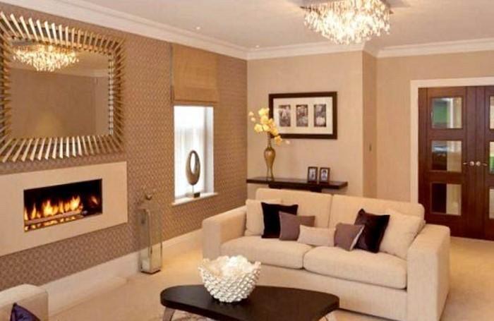 Warme Farben Fürs Wohnzimmer Bescheiden On Und Wandfarben Entscape Com 1