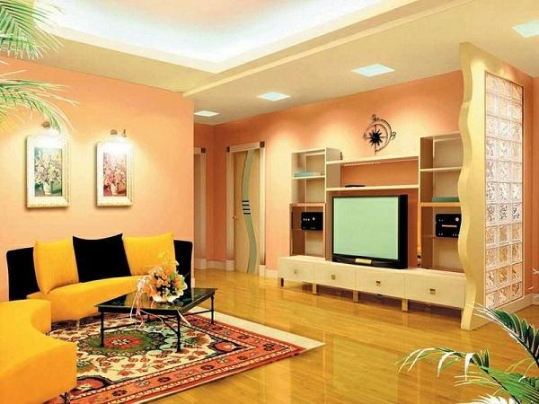 Warme Farben Fürs Wohnzimmer Stilvoll On In Bezug Auf Farbideen Für 36 Neue Vorschläge Archzine Net 6