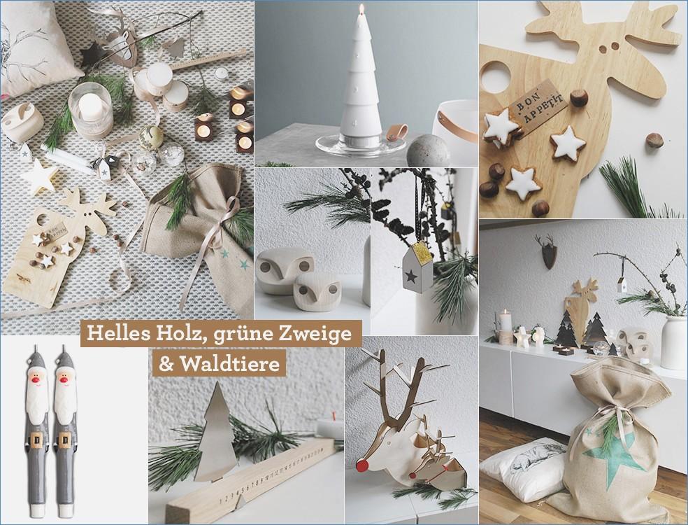 Weihnachtsdeko 2015 Interessant On Andere In Bezug Auf Holz Bhima Co 1