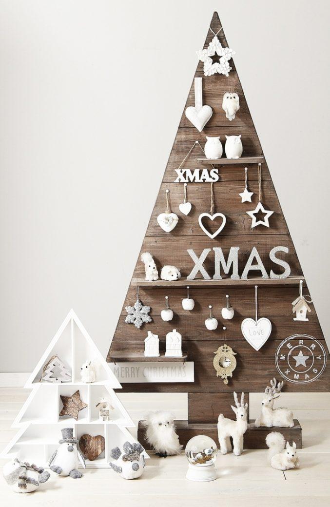Weihnachtsdeko Ideen Holz Einfach On In Bezug Auf Beeindruckend Uncategorized 8