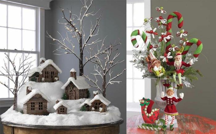 Weihnachtsdeko Ideen Holz Erstaunlich On Beabsichtigt Wohndesign 7