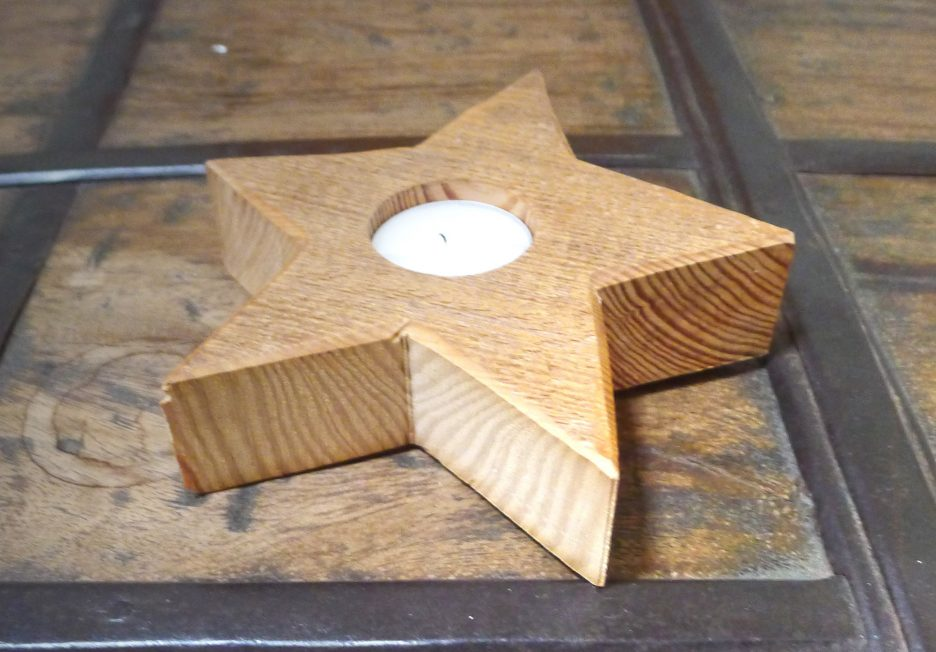 Weihnachtsdeko Ideen Holz Nett On Für Deko Aus Selber Machen 1