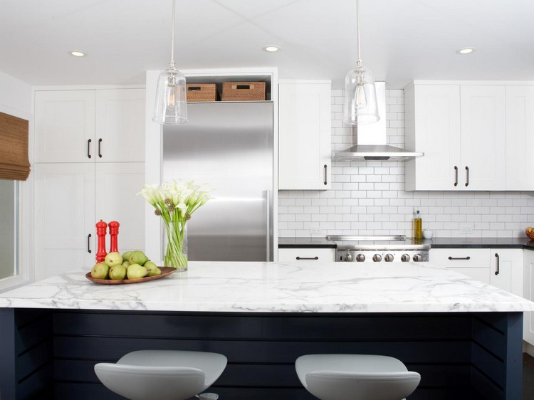 Weiße Küche Arbeitsplatte Charmant On Andere Für Arbeitsplatten In Der Natur Oder Kunststein 5