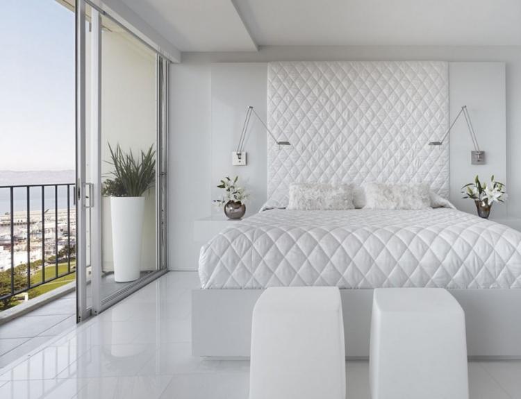 Weiße Schlafzimmer Beeindruckend On überall 50 Stylische Gestaltungsideen 7