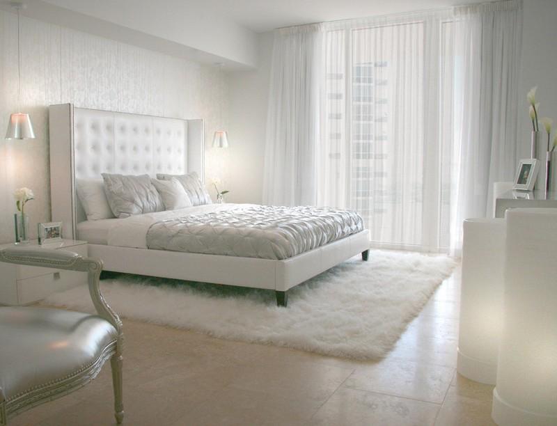 Weiße Schlafzimmer Interessant On Für Weiss Grau 4