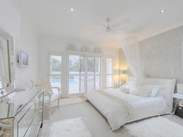 Weiße Schlafzimmer Stilvoll On In Weisse Weisses 6