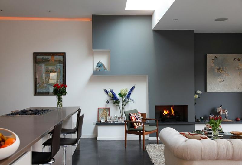 Welche Farbe In Welchem Raum Schön On Andere Mit 105 Zimmer Streichen Ideen Farben Für Jeden 4