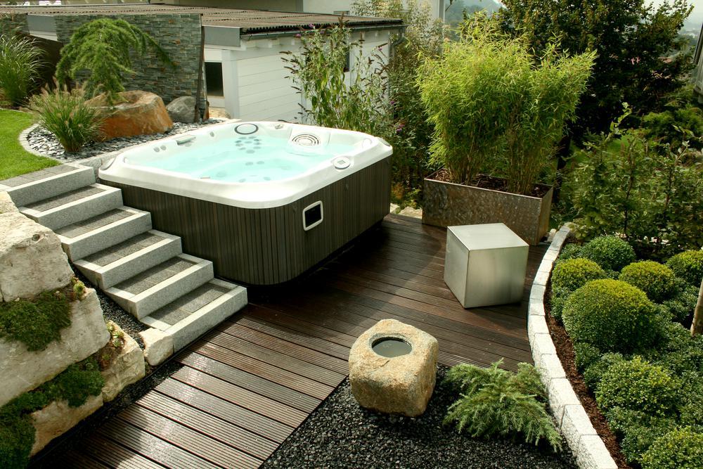 Whirlpool Sichtschutz Bescheiden On Andere Und Whirlpools Wellness Für Zu Hause Mitterhofer Gartengestaltung 3