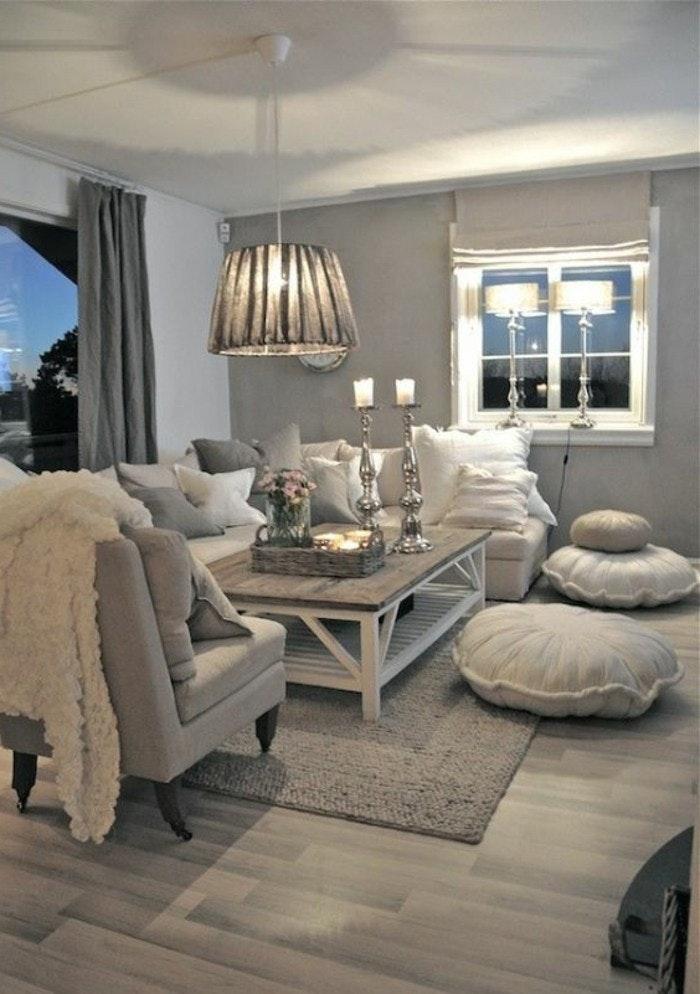 Wohnideen In Grau Perfekt On Ideen Beabsichtigt Braun Wohnzimmer Großartig Und 6