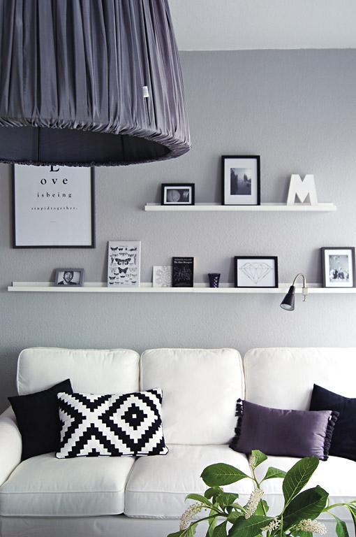Wohnideen In Grau Stilvoll On Ideen Auf Neuerscheinung Schwarz Weiß Bild 25 SCHÖNER WOHNEN 3