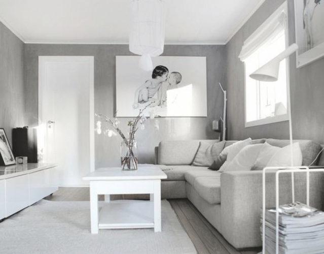 Wohnideen In Grau Stilvoll On Ideen Modern Stehen Mit 5