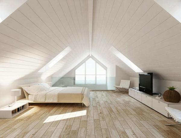 Wohnideen Unterm Dach Bescheiden On Ideen Auf Möchten Sie Ein Traumhaftes Dachgeschoss Einrichten 40 Tolle 2