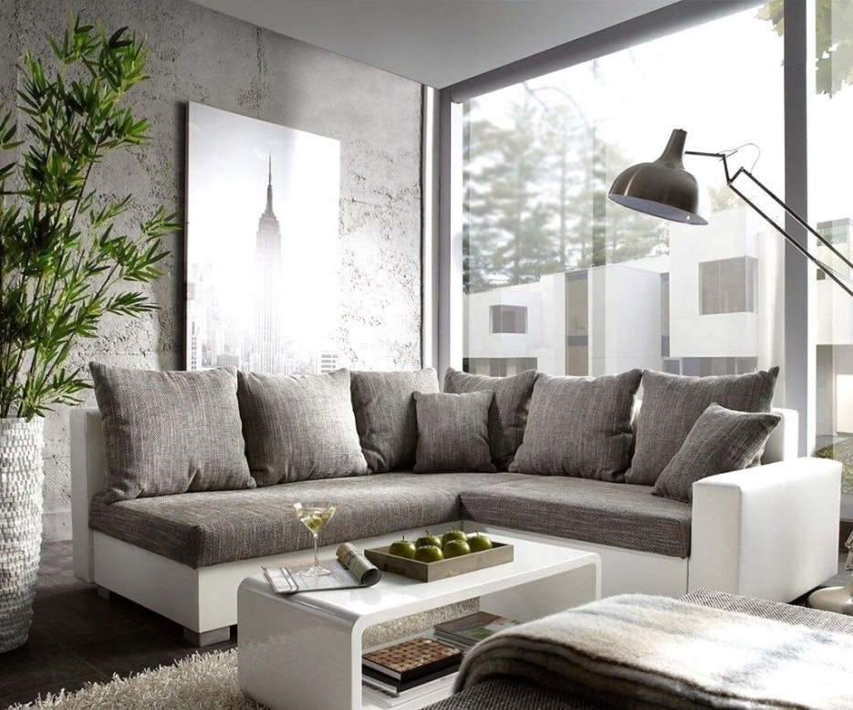 Wohnideen Wohnzimmer Grau Stilvoll On Ideen Für Wohndesign 2017 Interessant 7