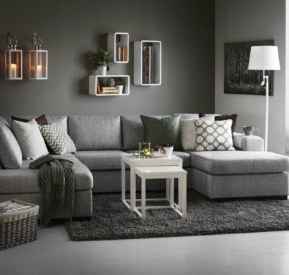 Wohnideen Wohnzimmer Grau Unglaublich On Ideen In Bezug Auf 55 Beispielen Erfahren Wie Das Geht 3