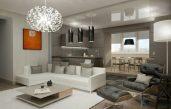 Wohnung Einrichten Grau