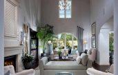 Wohnung Mit Deckenfluter Einrichtern Modern