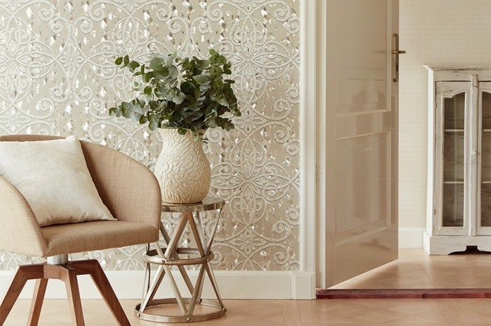 Wohnung Tapeten Ideen Bescheiden On In Für Braun Ziakia Com 1 Und 1001 Flur 9
