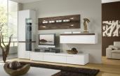 Wohnwand Modern Klein