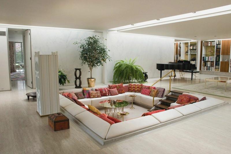 Wohnzimmer Deko Ideen Einfach On In Bezug Auf Dekoideen Exotische Stile Und Tolle Im 3