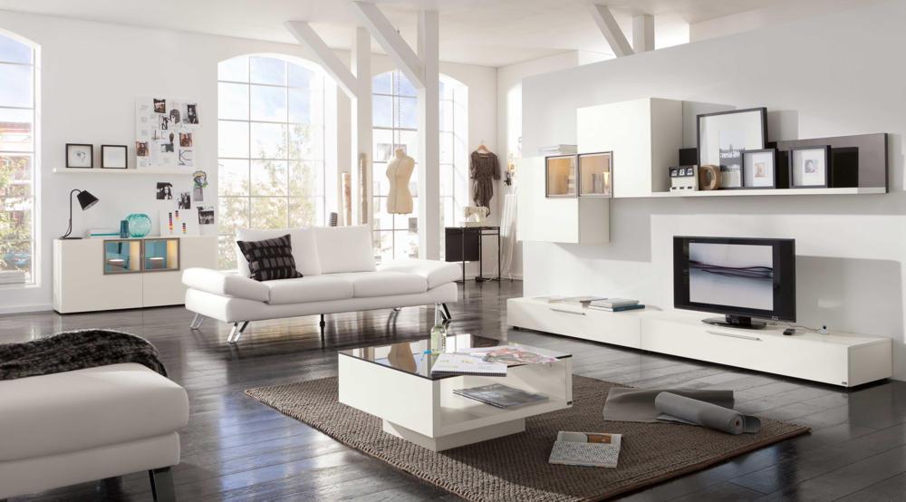 Wohnzimmer Dekorieren Glänzend On Auf Deko Modern For Designs Living Gut Regal Moderne 9