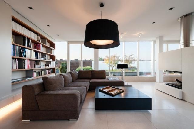 Wohnzimmer Design Modern Mit Kamin Bemerkenswert On Und 50 Inspirationen Aus Luxus Häusern 2
