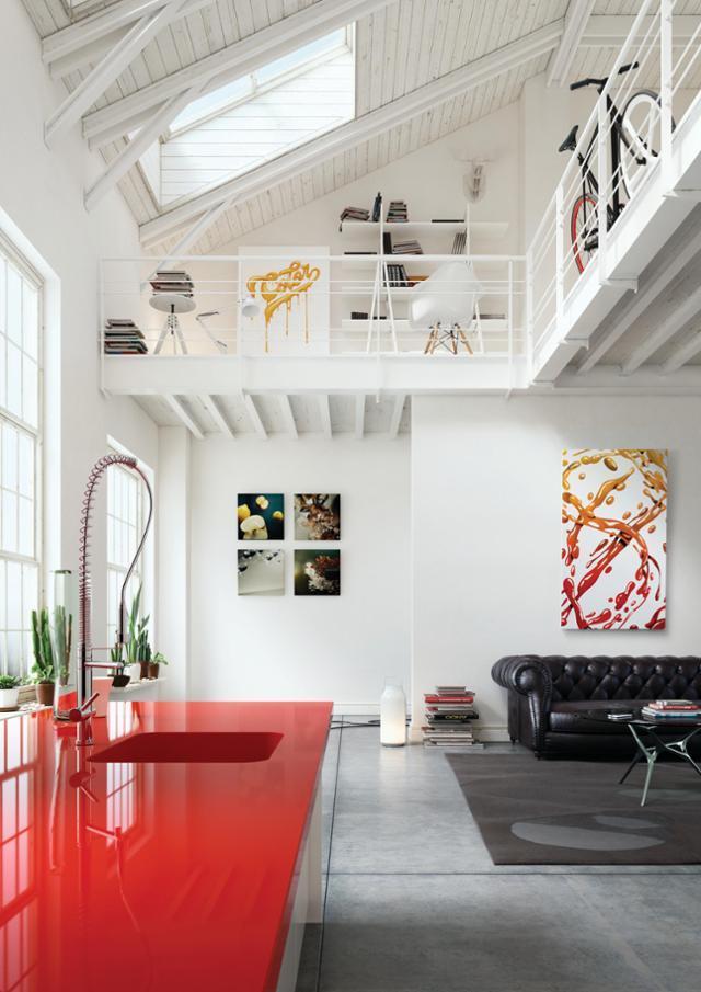 Wohnzimmer Einricht N Großartig On überall Offener Wohraum Bilder Ideen COUCHstyle 4