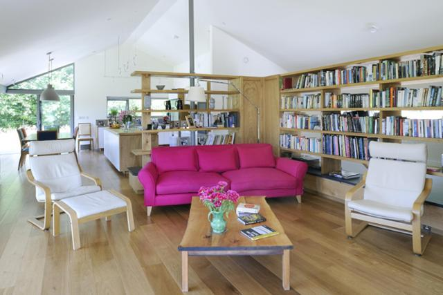 Wohnzimmer Einricht N Perfekt On überall Offener Wohraum Bilder Ideen COUCHstyle 2